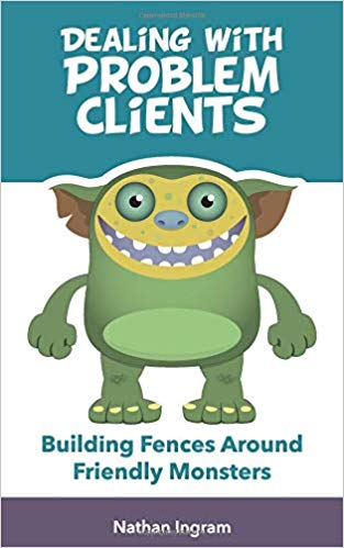 dealing with problem clients book cover