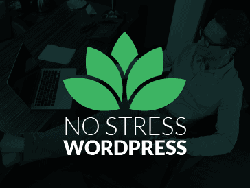 no stress wordpress icon image