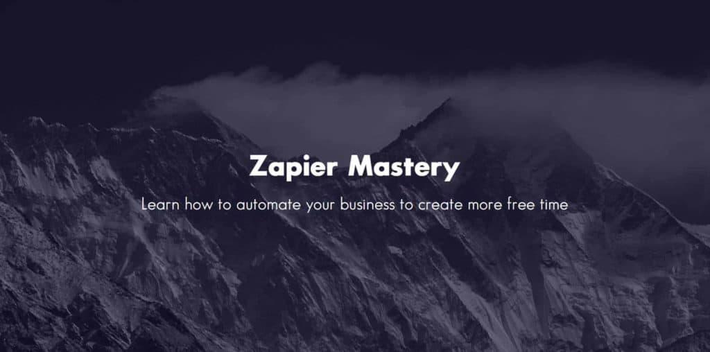 Zapier Mastery