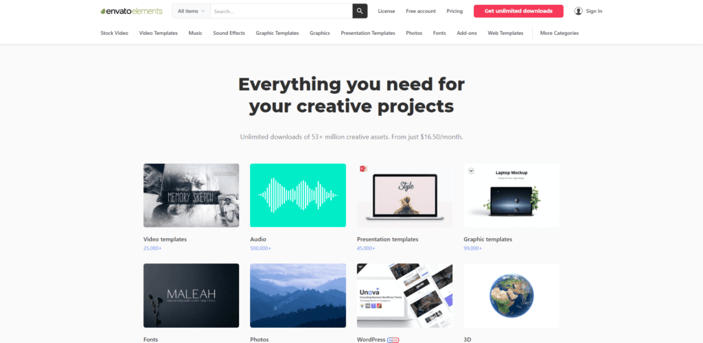 Screenshot Elements.envato.com 2020.11.23 04 28 29