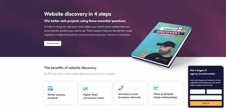 Website Discovery Workbook